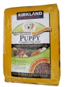Kirkland Puppy Food 20 lbs