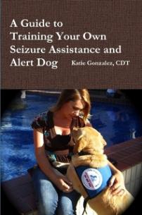 Little Angels Siezure Dog Training Book